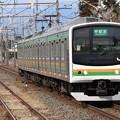 Photos: 宇都宮線205系600番台 Y5編成