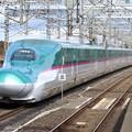Photos: 東北新幹線E5系 U26編成他17両編成