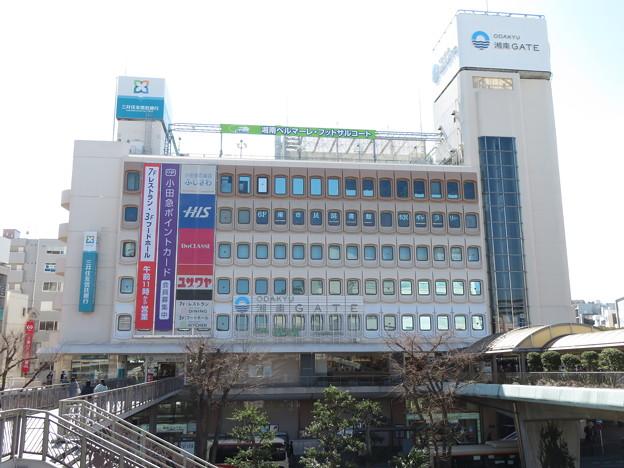 藤沢駅 江ノ電駅舎