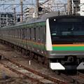 東海道線E233系3000番台 U220+K-31編成