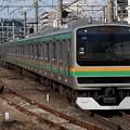 東海道線E231系1000番台 U517編成