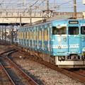 Photos: 伯備線115系1000番台 D-07編成【SETOUCHI TRAIN】