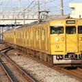 Photos: 山陽線115系1000番台 D-02+D-16編成