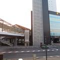 岡山駅 西口