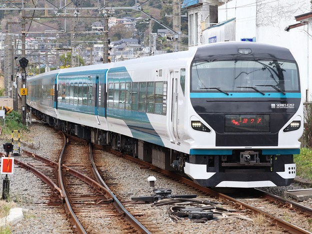 踊り子E257系2000番台 NA-12編成
