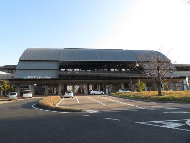 高知駅 北口