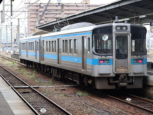 予讃線7000系 7020+7110