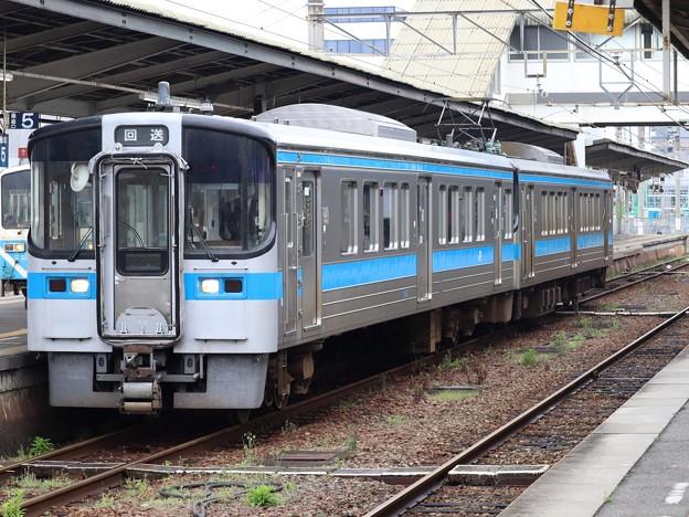 予讃線7000系 7110+7020