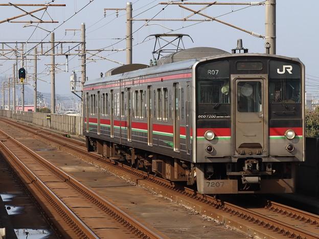 予讃線7200系 R07編成