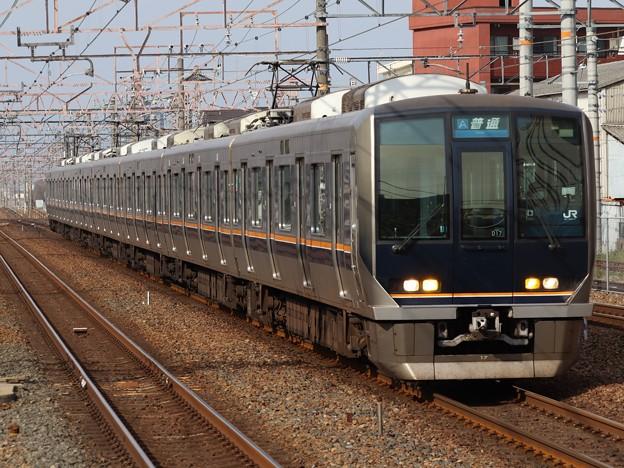 京都・神戸線321系 D17編成