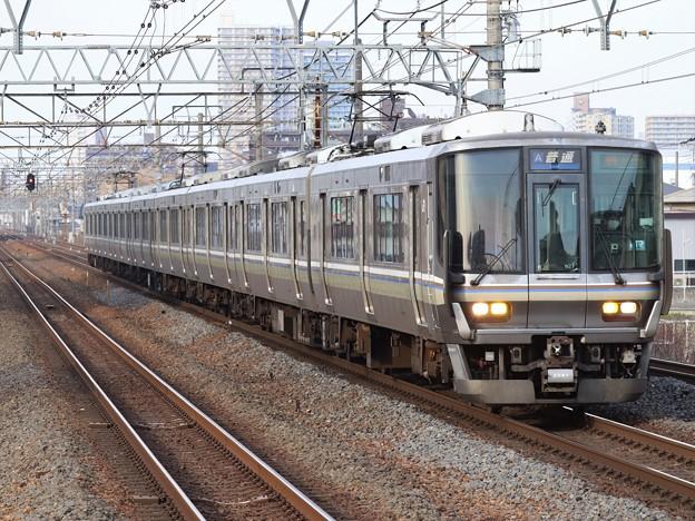 琵琶湖線223系2000番台 W27編成