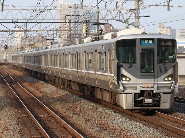 琵琶湖線225系0番台 I7+V53編成