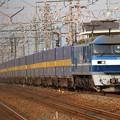 Photos: EF210-112+コキ【カンガルーライナー】