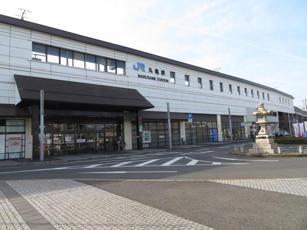 丸亀駅 北口