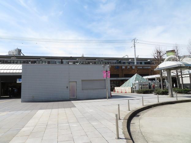 神戸駅 南口
