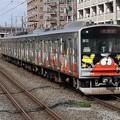 Photos: 仙石線205系3100番台 M8編成【マンガッタンライナー】
