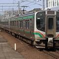 東北線E721系0番台 P-33+P4-7編成