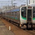 仙台空港アクセス線E721系500番台 P-504+P-503編成