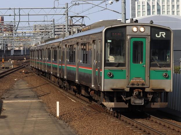 東北線701系1000番台 F4-30編成