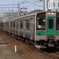 常磐線701系1500番台 F2-507+F2-106編成