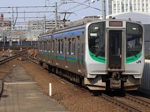 仙台空港アクセス線E721系500番台 P-505編成