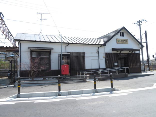 高城町駅 正面口