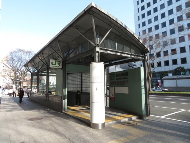 あおば通駅 1番口
