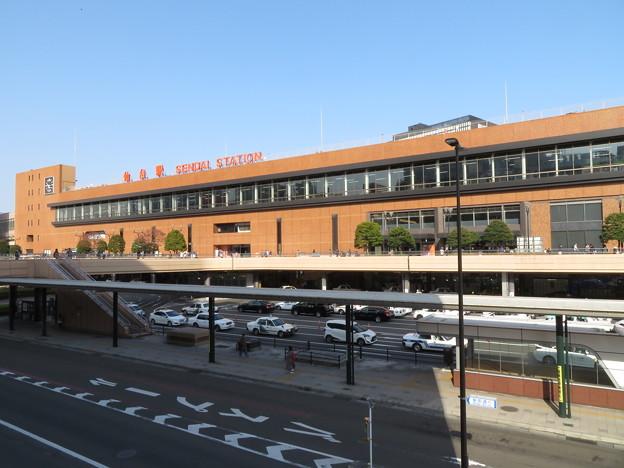 仙台駅 西口