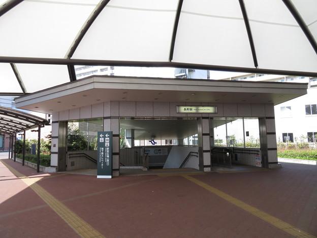長町駅 地下鉄口