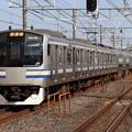 横須賀・総武快速線E217系 Y-40編成