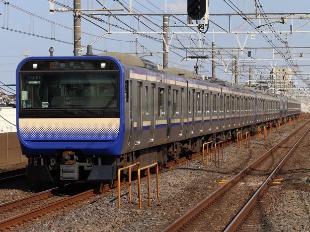 横須賀・総武快速線E235系1000番台 J-03+F-04編成