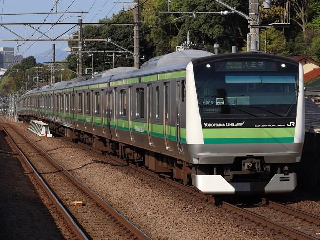 横浜線E233系6000番台 H006編成