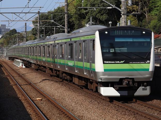 横浜線E233系6000番台 H019編成