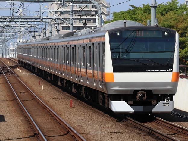 中央快速線E233系0番台 T15編成
