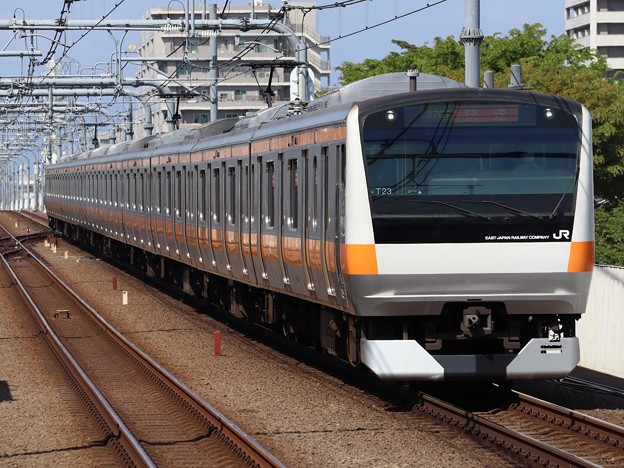 中央快速線E233系0番台 T23編成