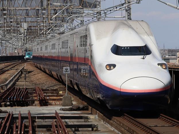 上越新幹線E4系 P52編成