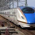 Photos: 北陸新幹線E7系 F6編成