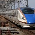 Photos: 北陸新幹線E7系 F22編成