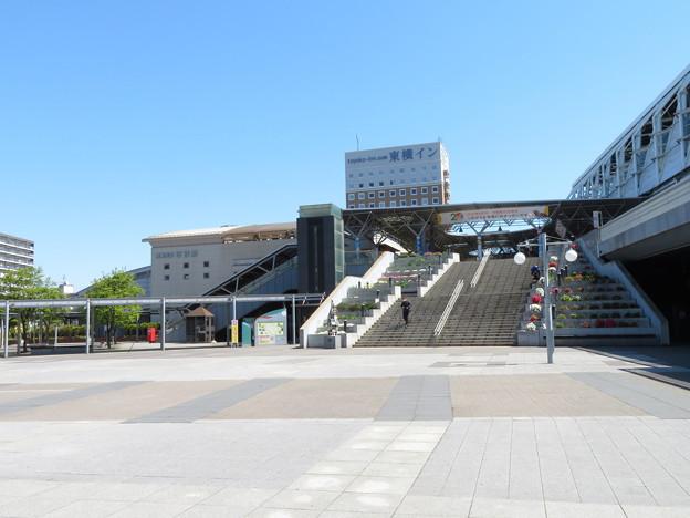 守谷駅(関鉄)