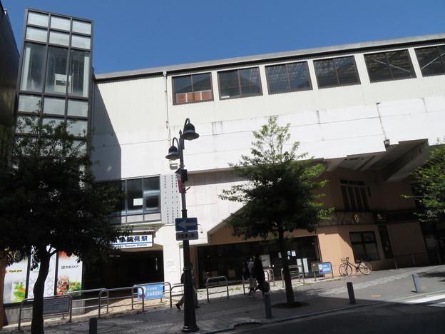 京急鶴見駅 東口