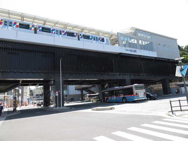 金沢八景駅(シーサイドライン1)