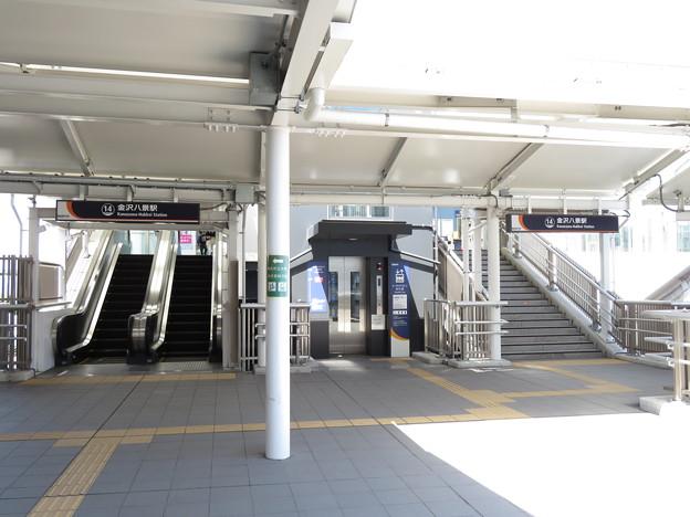 金沢八景駅(シーサイドライン2)