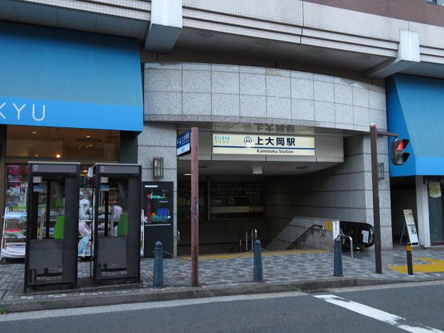 上大岡駅 東口