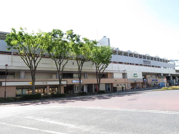 京急鶴見駅 西口