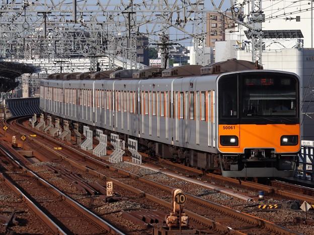 東武伊勢崎線50050系 51061F
