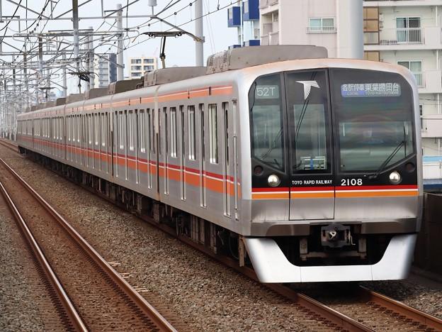 東葉高速鉄道2000系 2108F
