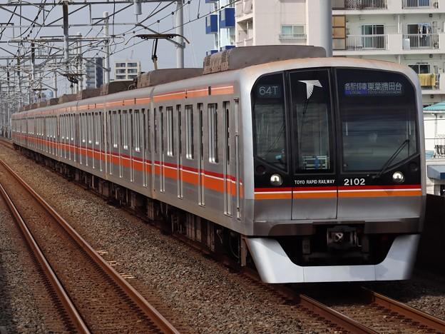 東葉高速鉄道2000系 2102F