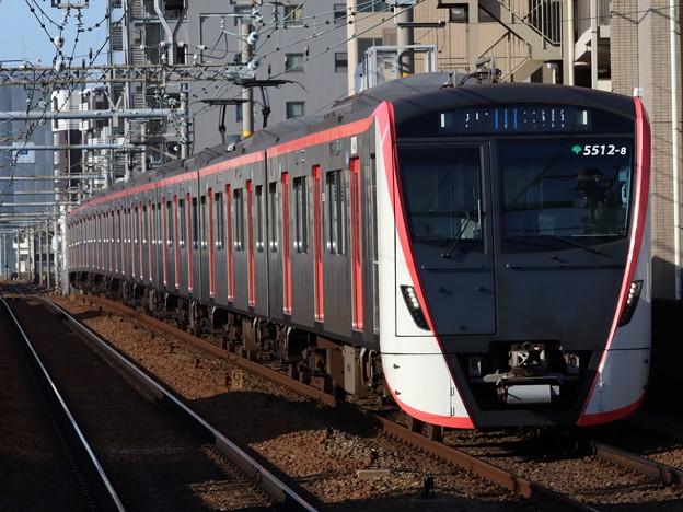 都営浅草線5500形 5512F