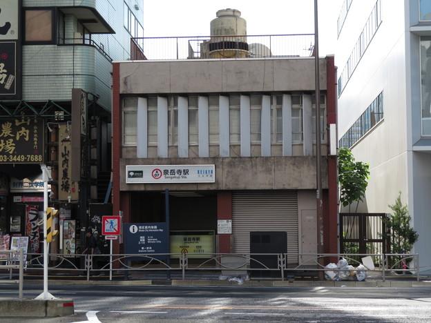 泉岳寺駅 A4番口