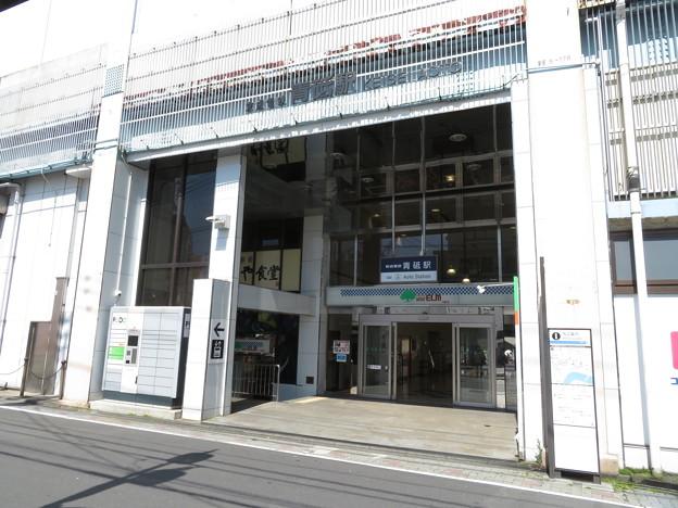青砥駅 東口1